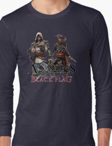 assassins creed IV black flag Long Sleeve T-Shirt