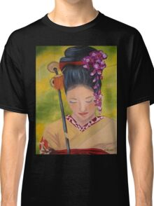 Geisha Doll Classic T-Shirt