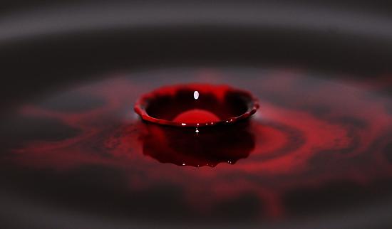 Splash I by Matthew Pugh