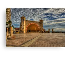 Old Daytona Band Shell Canvas Print