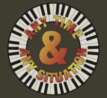 Pianist Any Time by kashamo