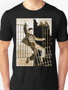 Elvis Shakes the Pelvis!!! T-Shirt