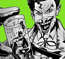 Batman & The Joker 2 by Natalie815