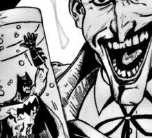 Batman & The Joker 2 Sticker