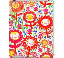 Folk Flowers iPad Case/Skin