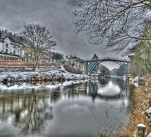 ironbridge by stephen  barber
