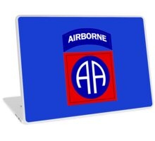 82nd Airborne Laptop Skin