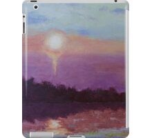 At Dawn Over Pine Point iPad Case/Skin