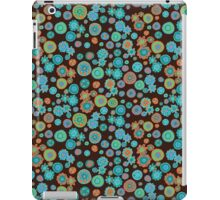 Hand drawn colorful pattern in ethnic style iPad Case/Skin