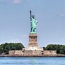 Statue of Liberty by Ray Chiarello