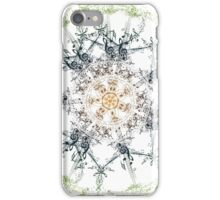 Kaleidoscope of Guitar and Music Notes iPhone Case/Skin