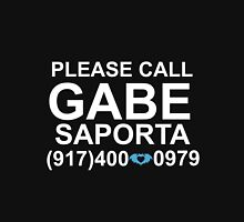 please call gabe saporta (pete wentz clandestine t shirt) Unisex T-Shirt