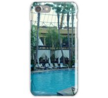 Cabana View iPhone Case/Skin