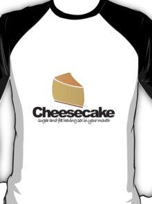 Comedy Cheesecake  T-Shirt