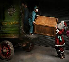 Chritstmas - How Santa ruined Christmas 1924 by Mike  Savad