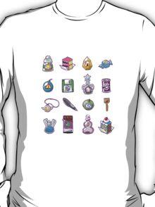 RPG Item Inventory T-Shirt