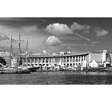 Bristol Harbourside - Canon's Marsh Photographic Print