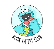 Book Monster Photographic Print