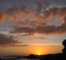 Cronulla Summer Sunrise 3 by RIVIERAVISUAL