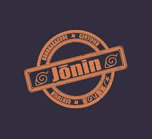 Konoha Jonin Orange Distressed Unisex T-Shirt