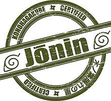 Konoha Jonin Army Green Distressed by Methrade