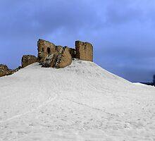 Duffus Castle by Gary Murison