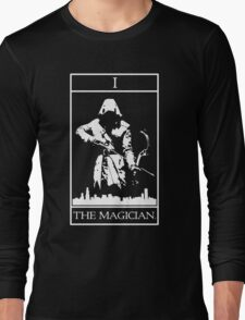 THE MAGICIAN - T'ARROW CARD Long Sleeve T-Shirt
