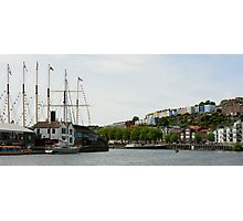 Bristol Harbourside, Clifton and Hotwells Photographic Print