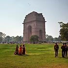 India Gate by Roddy Atkinson