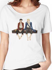 YO HO Women's Relaxed Fit T-Shirt