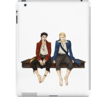 YO HO iPad Case/Skin