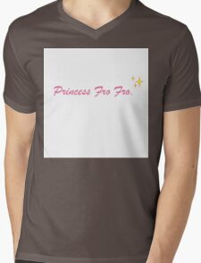 Princess Fro Fro, Ray Toro Mens V-Neck T-Shirt