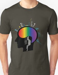 Digital Mind Unisex T-Shirt