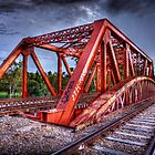Railway Bridge by Scott Carr