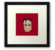Roger Pix Framed Print