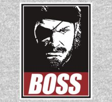Obey the Big Boss One Piece - Long Sleeve