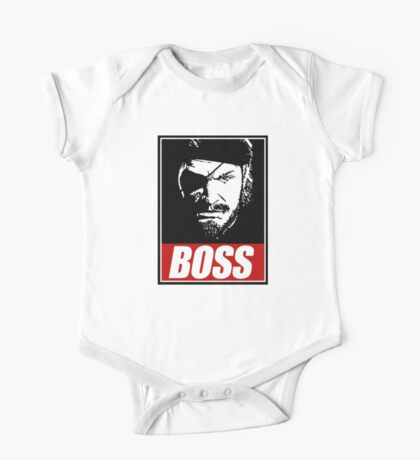Obey the Big Boss One Piece - Short Sleeve