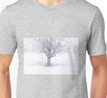 Snow Fall Unisex T-Shirt
