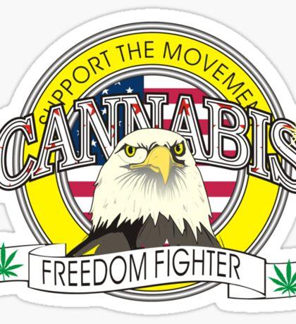 Legalize Marijuana Sticker