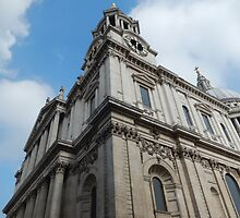 St. Paul's Cathedral by sundayduck