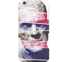 Mummy, A ball point pen portrait iPhone Case/Skin