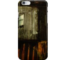 Industrial Mixed Media 4 iPhone Case/Skin