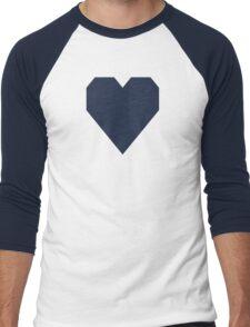 Yankee Blue  Men's Baseball ¾ T-Shirt