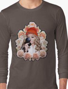 Amanda Roses Long Sleeve T-Shirt