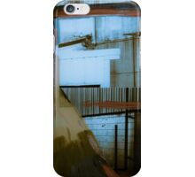 Industrial Mixed Media 5 iPhone Case/Skin