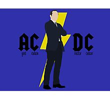 A.C./D.C. Coulson Photographic Print