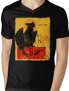 Fury of the Night - Vintage Edition Mens V-Neck T-Shirt