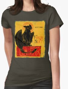 Fury of the Night - Vintage Edition Womens Fitted T-Shirt