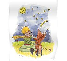 Petit prince Poster