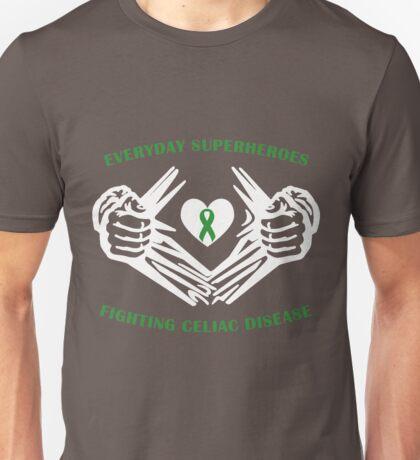 Celiac Disease Heroes Unisex T-Shirt